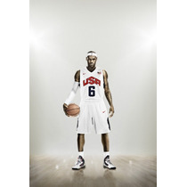 Nike Air Hyperdunk 2012 Dream Team Us11 29mx Lebronjordan