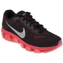 Mujer Tenis Nike Air Max Tailwind 6 Negro Super Punch Hm4
