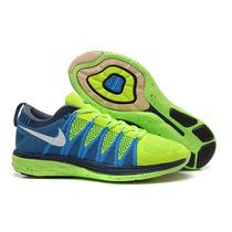 Tenis Nike Air Max Flyknit Lunar2 Para Caballero Y Dama