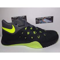 Nike Hyperquickness 2015 Black/volt (numero 8 Mex) Astro
