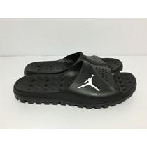 Air Jordan Sandalias Originales Talla 31 Mex 13 Usa Sin Caja