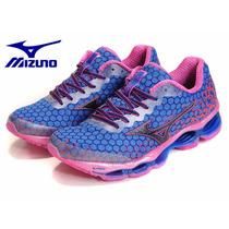 Mizuno Wave Prophecy 4 Tennis Para Correr Dama Envio Gr