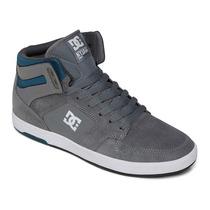 Tenis Calzado Hombre Caballero Nyjah High Shoes Gbf Dc Shoes