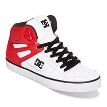 Tenis Calzado Hombre Caballero Spartan High Wc Rwb Dc Shoes