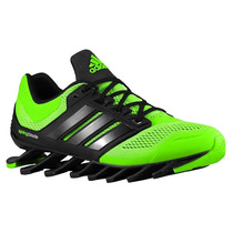 Tenis Adidas Springblade Originales Drive Verde Negro Runnin