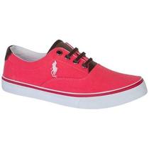 Tenis Para Dama Hpc Polo 99505 ¡envio Gratis! Vans Nike