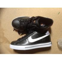 Zapato Nuevo Original Muy Robusto De Piel Nike Para Dama