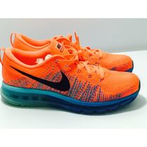 Nike Air Max 2014 Flyknit Color 29 Mex Rosa Mexicano Zarape