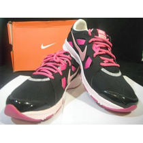 Tenis Nike In-season Tr3 Training Num 27 Negros Con Rosa