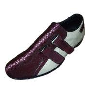 Zapato Teni Diseño Italiano En Pieles Exoticas