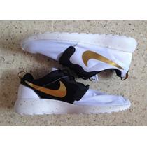 Tenis Nike Roshe Run Oro