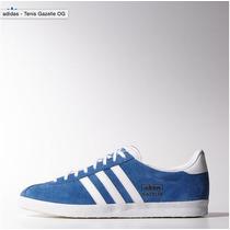 Tenis Adidas Originals Gazelle Og Dust Sand Talla 9usa 7mex