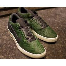 Tenis Nike Kobe 8 Nsw Lifestyle Le Verde-negro Nuevo Y Caja
