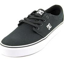 Dc Shoes Trase Tx Se Lienzo Skate Zapatos
