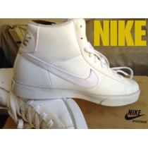 Tenis Nike Botín Piel Classic Cab Nuevos Empacados 28.5-29cm