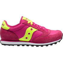 Tenis Saucony Jazz Low Para Running Nuevos Originales #25.5