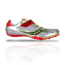 Spikes Tenis Saucony Atletismo Velocidad Talla 24.5 25 27.5