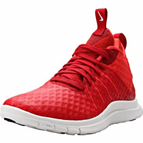 Tenis Nike Free 3.0 Hypervenom Training Running Total Red