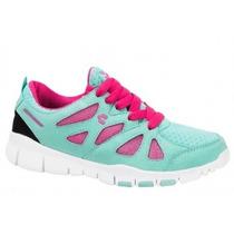 Tenis Para Correr Charly 1220, (pirma Nike Adidas Reebok)