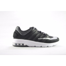Tenis Nike Air Max Era Jr - Negro Con Blanco (811100-011)