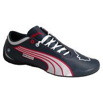 Oferta Tenis Puma Bmw Future Cat M1 Leather Piel Originales