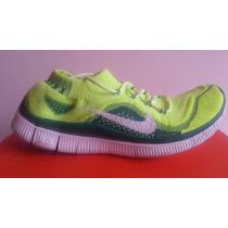 Tenis Nike Free Flyknit 5.0 , 5 Mx 100% Originales