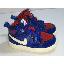 Nike Air Jordan 1 Retro Bebe Son Del 11cm O 5c En Buen Estad
