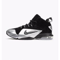 Tenis Nike Zoom Penny 6 Vi Black Silver Todas Las Tallas