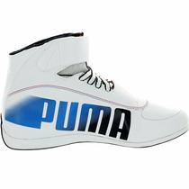 Tenis Puma Evospeed F1 Bmw 1.2 Bota Blanca Azul 2013 Gym