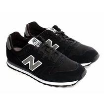 Tenis New Balancenew Balance 373 Negro Caballero