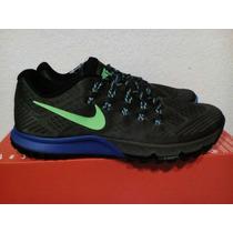 Tenis Nike Air Running Zoom Kiger 3 Talla 10us 28cm 8mx