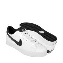 Nike Zapatos Niños Atleticos Y Urbanos 354496128 2-5 Piel Bl