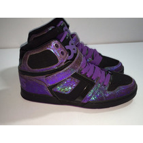 Tenis Osiris Nyc 83 Slim Girls Del 26 Mex Original Sin Caja
