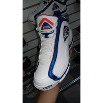 Tenis Fila Retro Grant Hill Originales, Tallas Disponibles