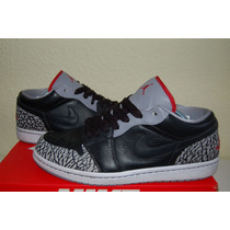 Air Jordan Cement Low Comprados En Alemania 26,5cm, Oreo