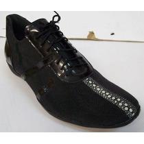 Zapato Teni Diseño Italiano En Mantaraya Reyna