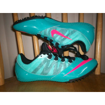 Spikes Nike Atletismo Velocidad Rival S, Talla 5, 6 Mex