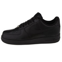 Tenis Nike Air Force One Choclo 100% Originales Negro