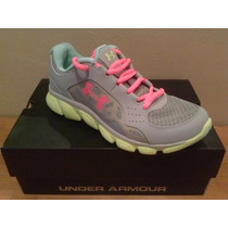 Tenis Under Armour Mujer Ua W Micro G Assert Iv Talla 23.5