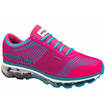 Tenis Eescord 2067 Para Dama Valvula De Aire, Nike Adidas