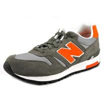 New Balance Ml565 Hombres Suede Zapatillas De Running
