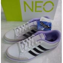 Tenis Adidas Neo Dama #10 Americano Nuevo Original En Caja