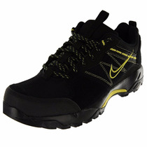 Nike Calzado Caminata Acg Salbolier Black & Yellow Hiking
