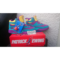 Tenis Patrick Ewing 33, Original, 27mex, Dream Team, Jordan