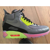 Nike Air Max 90 Ice Sneaker Boot Limited