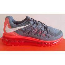 Tenis Nike Air Max 2015 Running, 9 Mx 100% Nuevos