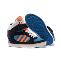 Adidas Originals Wedge O Tenis De Plataforma Amberlight