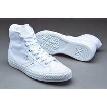 Tenis Converse All Star Blancol Lona Bota