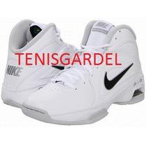 Tenis Nike Blancos Visi Pro 3 White No. 8 Pro Iii Basketbal
