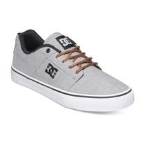 Tenis Calzado Hombre Caballero Bridge Tx Se Ggc Dc Shoes